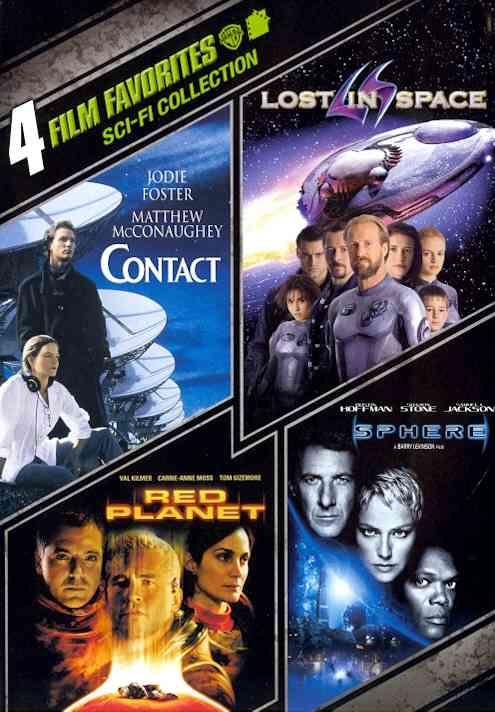 4 FILM FAVORITES:SCI FI BY FOSTER,JODIE (DVD)