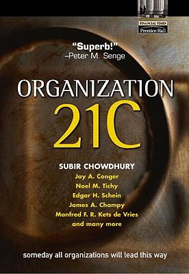 Organization 21C By Chowdhury, Subir